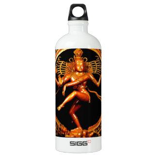 Shiva Dancing on Blue by Sharles SIGG Traveler 1.0L Water Bottle