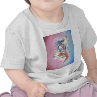 Shiva - dancingpose camisetas