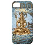 Shiva gold blue Case-Mate iPhone 5 Universal Case iPhone 5 Case