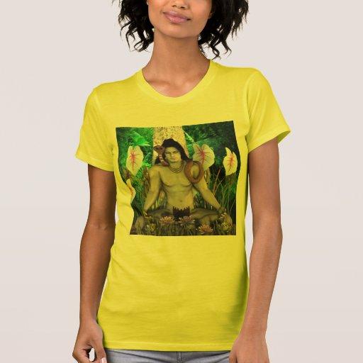 shiva hindu god tshirt