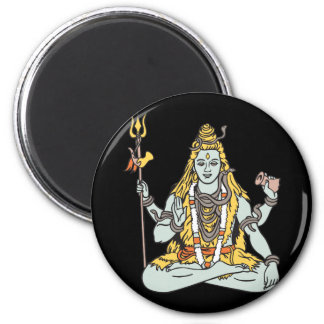 Shiva Imán Redondo 5 Cm