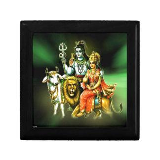 Shiva Caja De Recuerdo
