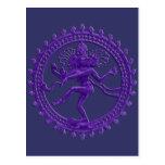 Shiva la postal cósmica del bailarín