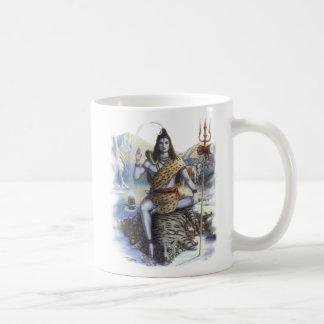 Shiva Mahadeva Classic White Coffee Mug
