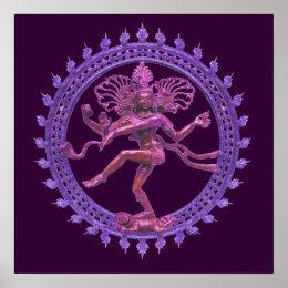 Shiva Nataraj poster
