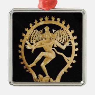 Shiva Nataraja Metal Ornament