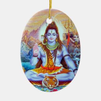 Shiva Ornament