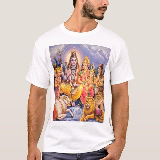 Shiva-Parvati T-Shirt