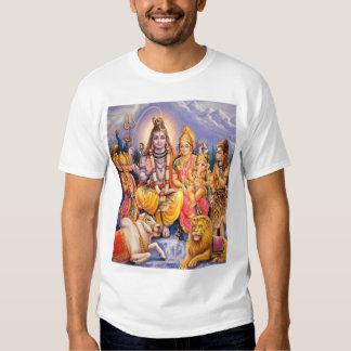 Shiva-Parvati Tshirt