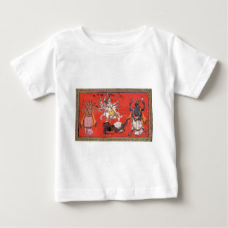 Shiva Performing The Dance Of Bliss Infant T-shirt