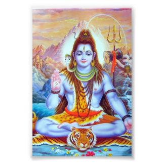 "Shiva Print (4"" x 6"") - Version 1 Photo Print"
