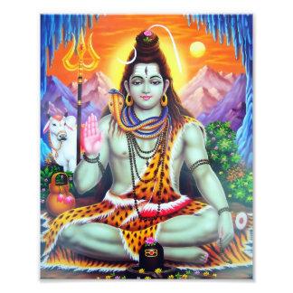 "Shiva Print (8"" x 10"") - Version 4 Photo Print"