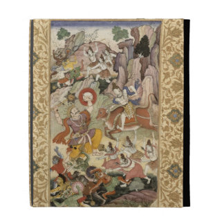 Shiva que mata al demonio Andhaka, c.1585-90