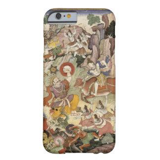 Shiva que mata al demonio Andhaka, c.1585-90 Funda Para iPhone 6 Barely There