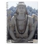 SHIVA - Señor Himalayan de la PAZ Libretas