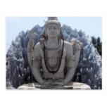 SHIVA - Señor Himalayan de la PAZ Postales
