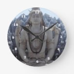 SHIVA - Señor Himalayan de la PAZ Reloj De Pared