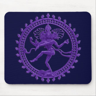 Shiva the Cosmic Dancer Mouse Pad