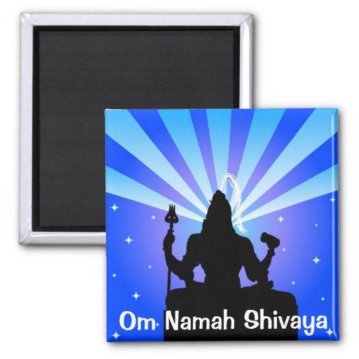 Shiva - The Indian God Fridge Magnets