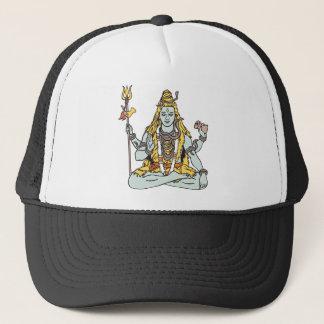 Shiva Trucker Hat