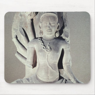 Shiva with ten arms, from Thap Banh It Temple, Mouse Pad
