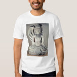 Shiva with ten arms, from Thap Banh It Temple, Shirt