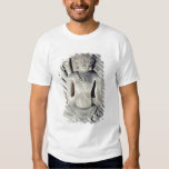 Shiva with ten arms, from Thap Banh It Temple, T Shirt