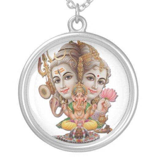 Shiva y collar de la familia