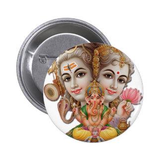 Shiva y familia pin