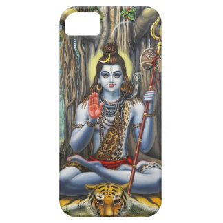 Shiva Yoga iPhone SE/5/5s Case