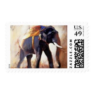 Shivaji Khana 1996 Postage Stamps