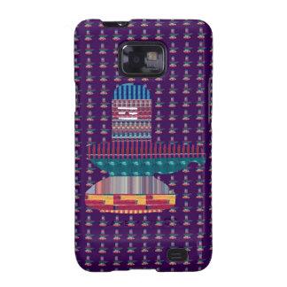 ShivaLINGA Shanker Mahadev Religion Prayer Ritual Samsung Galaxy S2 Cover