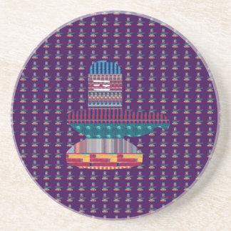 ShivaLINGA Shanker Mahadev Religion Prayer Ritual Coaster
