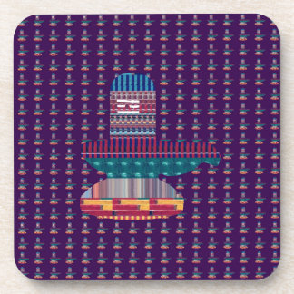ShivaLINGA Shanker Mahadev Religion Prayer Ritual Beverage Coaster