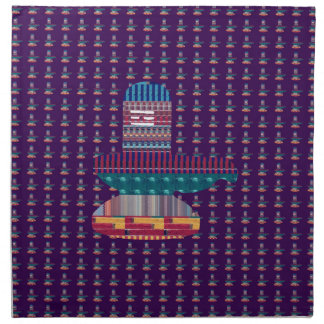 ShivaLINGA Shanker Mahadev Religion Prayer Ritual Cloth Napkins