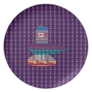 ShivaLINGA Shanker Mahadev Religion Prayer Ritual Plate