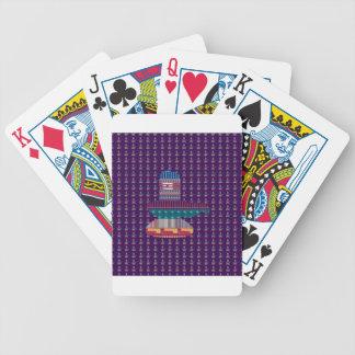 ShivaLINGA Shanker Mahadev Religion Prayer Ritual Bicycle Poker Cards