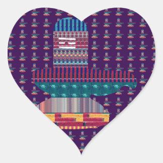 ShivaLINGA Shanker Mahadev Religion Prayer Ritual Heart Sticker