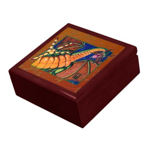 Shivan Dragon Jewelry Box