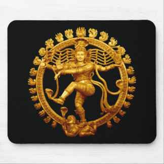 Shiva's Dance Mouse Pad