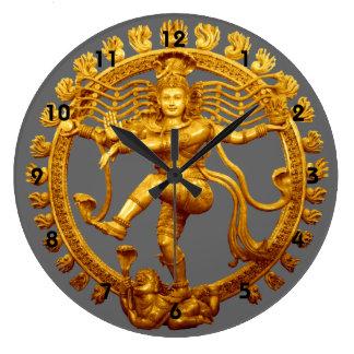 Shiva's Dance Wallclocks