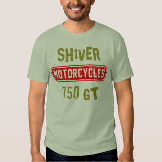 Shiver 750GT Shirt