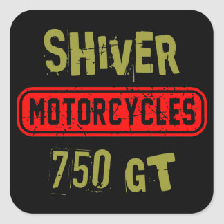 Shiver 750GT Stickers