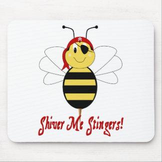Shiver Me Stingers Mousepad