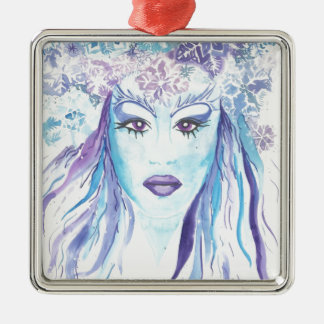 Shiver Metal Ornament