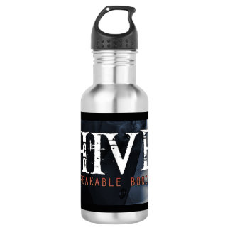 Shiver Stainless Steel Water Bottle