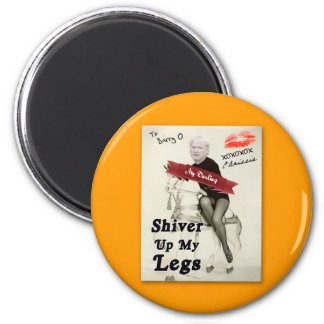 Shivers 2 Inch Round Magnet
