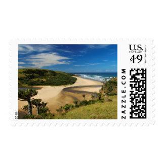 Shixini River, Wild Coast, Eastern Cape Postage