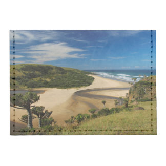 Shixini River, Wild Coast, Eastern Cape Tyvek® Card Case Wallet