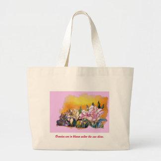 shiyakuyaku large tote bag